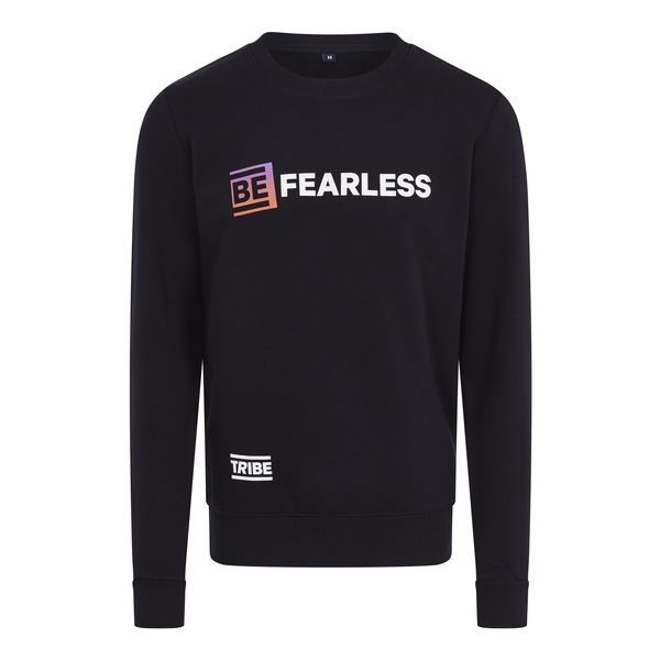 Medium 1539698594 1538407451 1526311361 be fearless jumper navy with pink be f