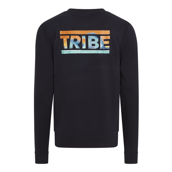 Medium 1539698735 1538407587 1526312154 tribe be fearless jumper navy orange be b