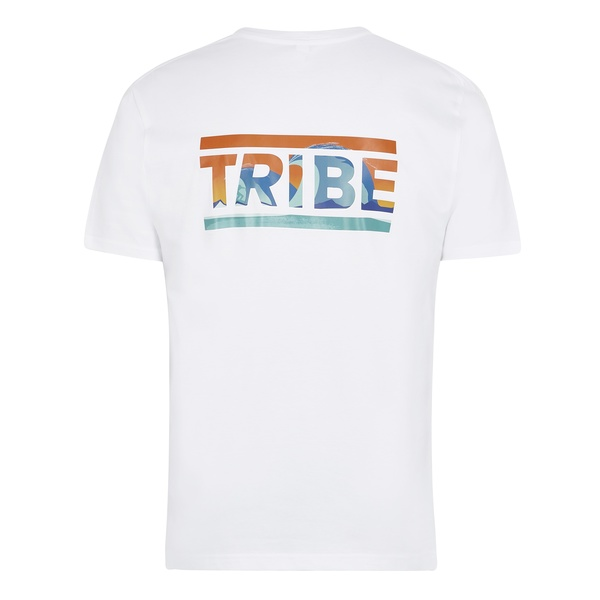 Medium 1539698751 1538407605 1526311486 tribe tee white be front tribe back b